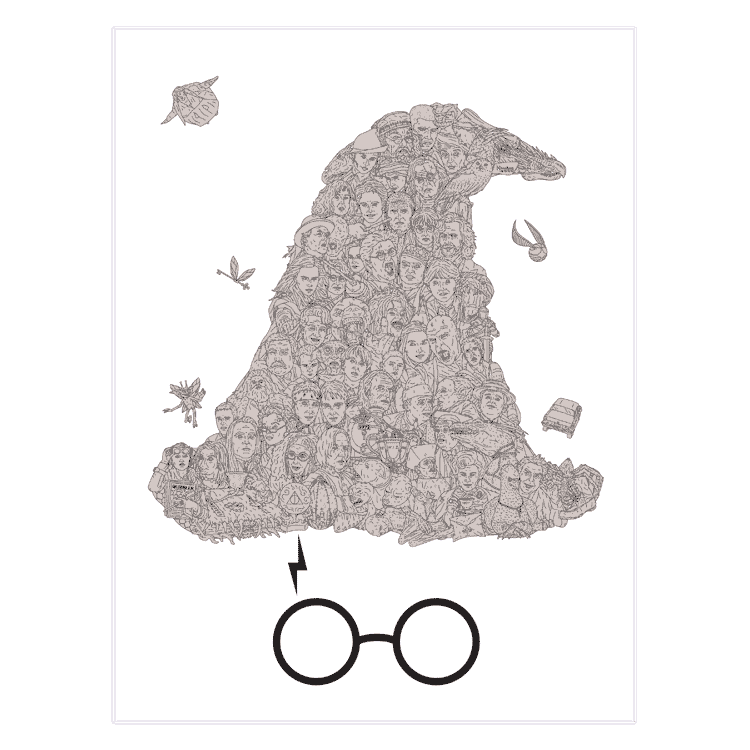 Harry Poster - Harry Potter Poster